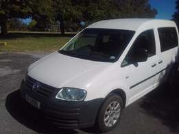 Vw Caddy 1.6