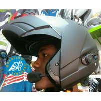 Genuine Viper bluetooth powered helmets