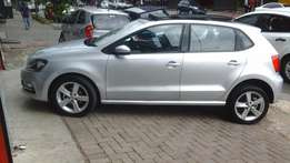 2015 Vw Polo 6 TSI comfortline 1.2 for sale at R215000