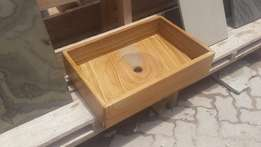 Natural Stone Washbasins and top