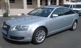 Audi A6 2.4 Multitronic with Sunroof