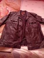 Geniune Leather Pierce Arrow Jacket for sale