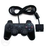 Wired Game Controller Joypad For PS2 Sony