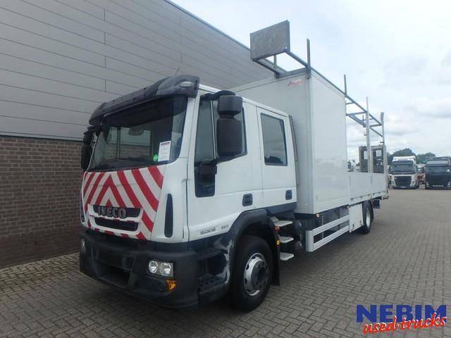 Iveco ML150E18 Euro 5 Eurocargo Hydro rampe - 2011