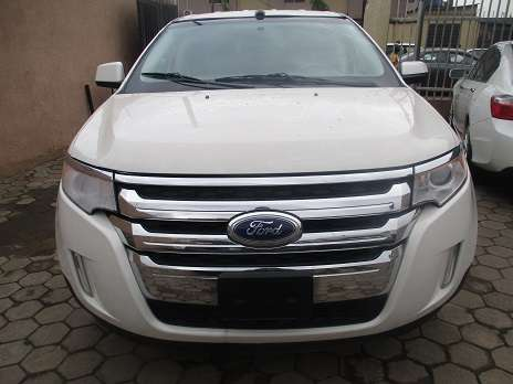 Ford Edge 2011 Model Ikeja - image 7