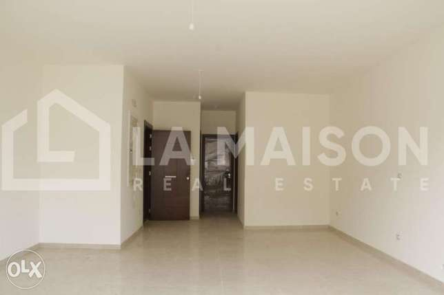 140,000$cash/110m2 , 2 bedrooms apartment for sale in Hadath