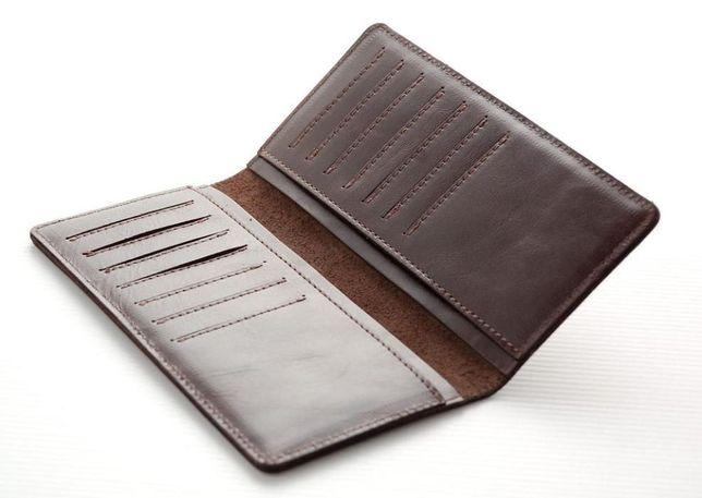Мужской кожаный кошелек портмоне купюрник ST натуральная кожа Киев -  изображение 1 735abdfce47