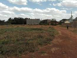 Commercial plots for sale behind KU Ruiru campus