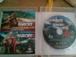 Far cry 4 and 3 ps3