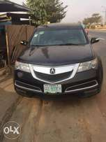 Clean reg 09 acura Mdx fully loaded