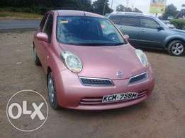 2010 Nissan March 1000cc auto Asking 550k