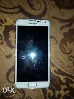 A quick sale for a samsung S5 (WHITE)