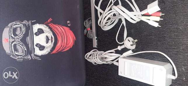 wii adapter and cables