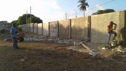 Yard for Rent (Mtwapa)