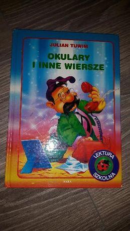 Książka Julian Tuwim Okulary I Inne Dębica Olxpl