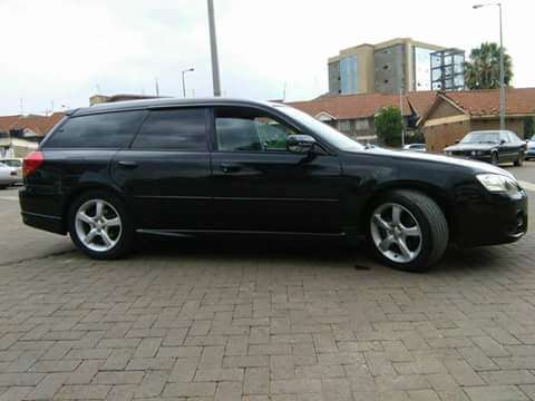 Subaru legacy non turbo very clean at 795neg trade in accepted Madaraka - image 4