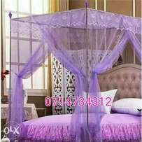MOSQUITO NETS with metallic stands for 2400..