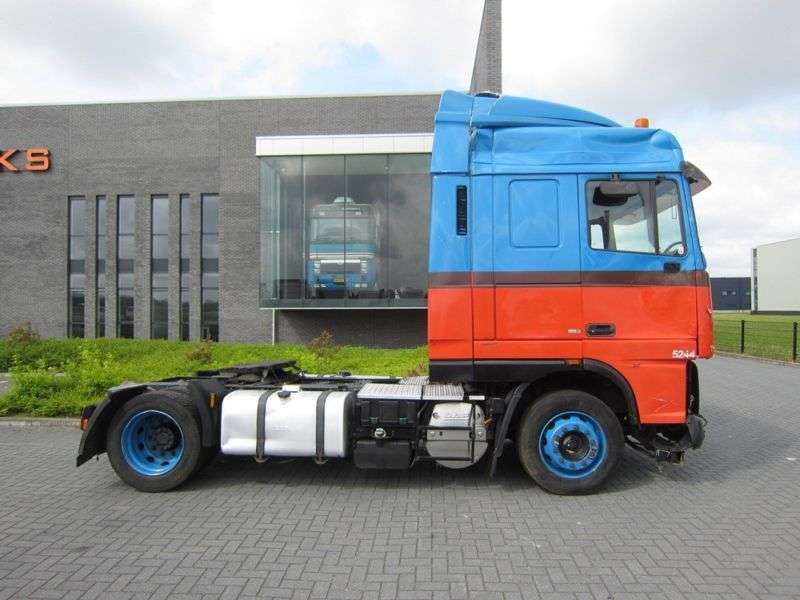DAF XF 105/410 Spacecab Low-Deck !!!!!!!!! - 2008 - image 5