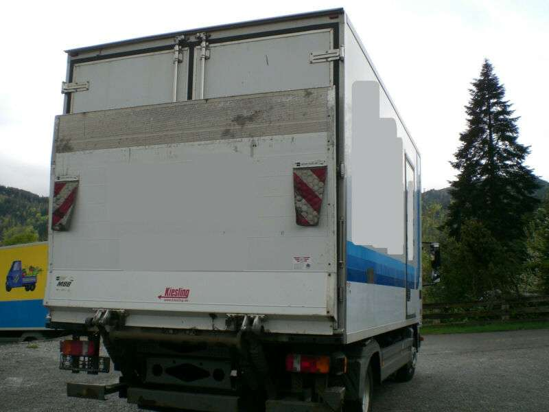 Mercedes-Benz 816 Atego Tiefkühl Thermo King CDII Max Aggregat - 2007 - image 4