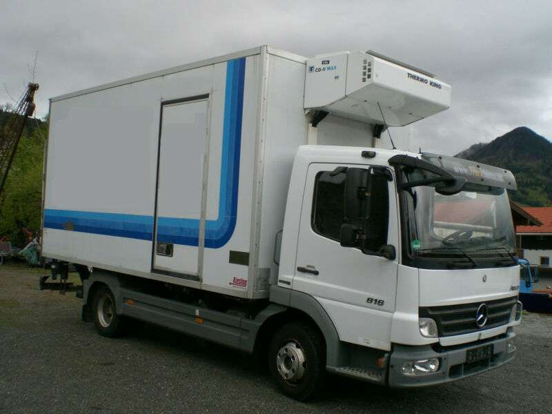 Mercedes-Benz 816 Atego Tiefkühl Thermo King CDII Max Aggregat - 2007 - image 2