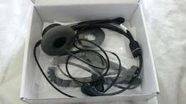 Call Centre Telephone Headset / Headphone