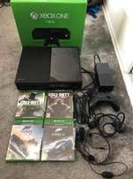 FS: sealed Xbox one 1tb & 4 games