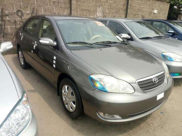 Foreign used 2006 Toyota corolla. Direct tokunbo Apapa - image 1