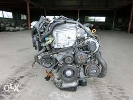 1az fe engine and gearbox