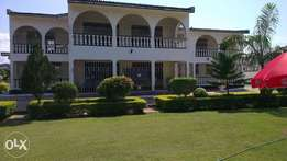 4 bedrooms executive mansion for sale nyali on half acre compound