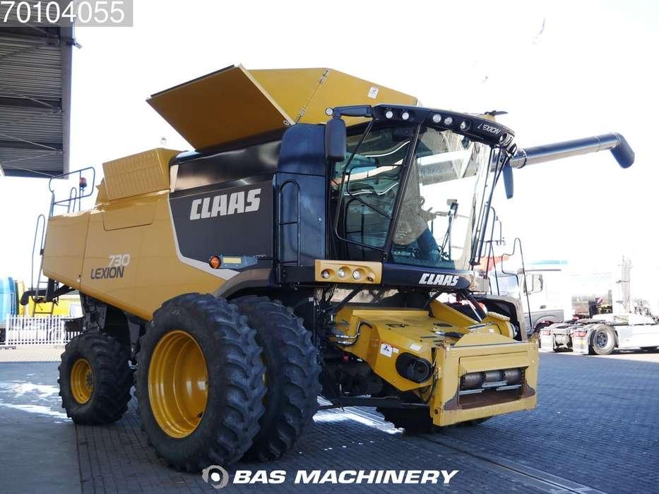 Claas Lexion 730 - 2013 - image 3