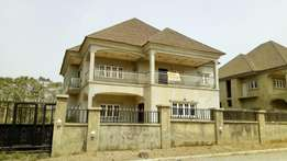 Newly Completed 4Bedroom Duplex For Rent