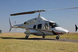 1986 Bell 222 Chopper for Sale !