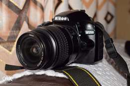 Gently Used Nikon D3200 for sale