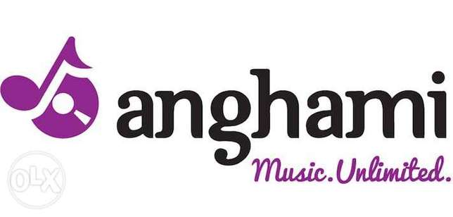 anghami subscription cards