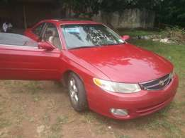 Toyota solara for sale