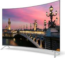 Redefine your self with the Samsung 65 SUHD smart curved led tv
