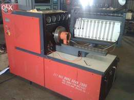 Computerised diesel pump test bench with 11kw motor for sale