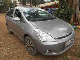 Toyota Wish , KBV, auto, 1800cc, petrol. Asian owned