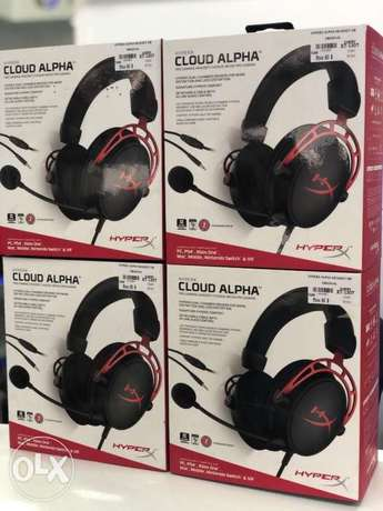 Headset Gaming HyperX Alpha