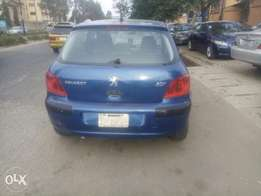 Peugeot 307 Nigeria used 2006model for sale