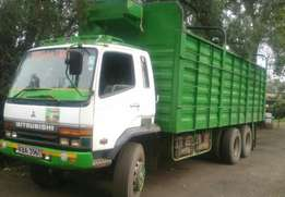Quick sale! Mitsubishi Fuso KBA 10 wheeler at 3.7m asking price!