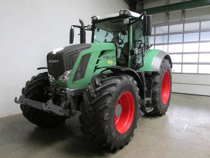 Fendt 828 vario profi plus - 2013