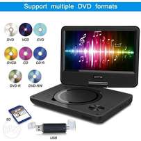 New 9.8 Inch Portable DVD Player