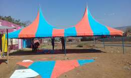 Kenya tents and investment