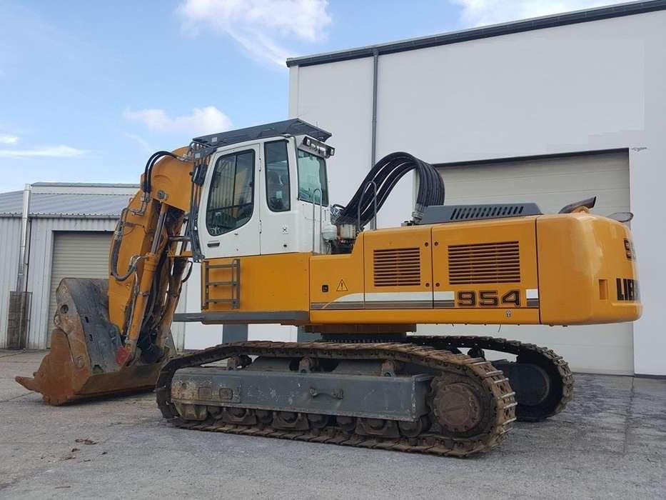Liebherr R 954 S-hd - 2011