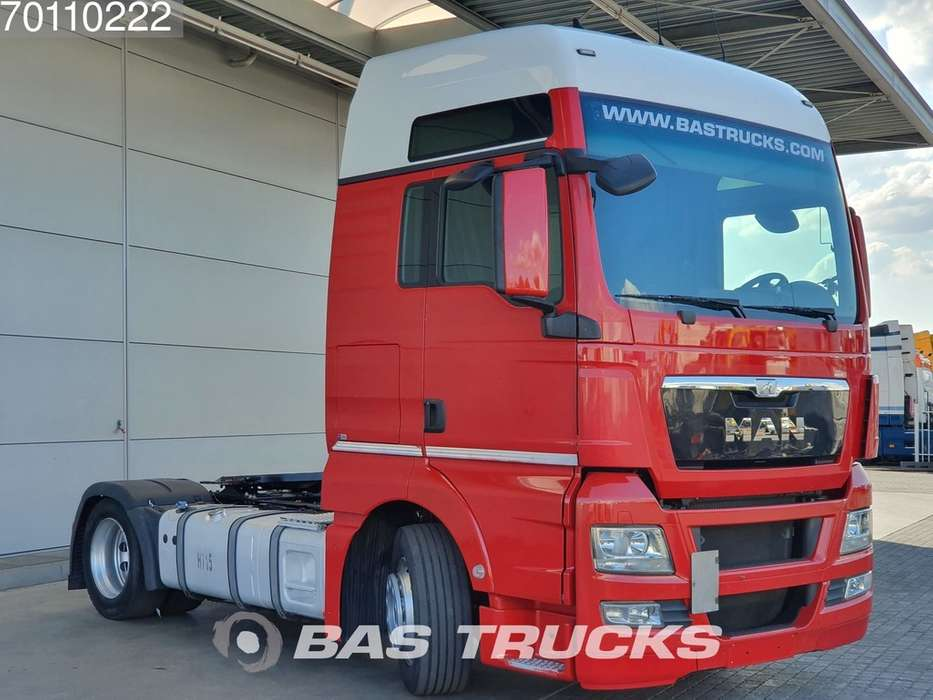 MAN TGX 18 440 XXL 4X2 Intarder Mega Euro 5 - 2014 for sale   Tradus
