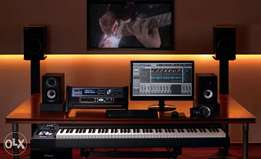 Fully Loaded Music Studio for sale