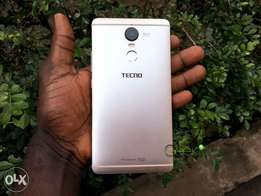 Very clean Tecno phantom 6 plus