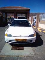Good clean Honda Luxliner great for everyday use