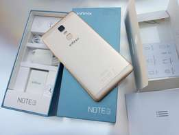 Original Brand new infinix note 3 pro for sale